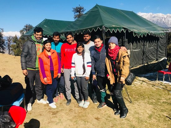 Chopta, Indien: Holiday Park