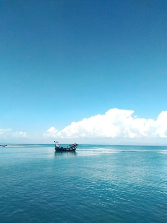 Saint Martin's Island, Bangladesch: Saint Martin Island of Bangladesh,  a place of serinity.