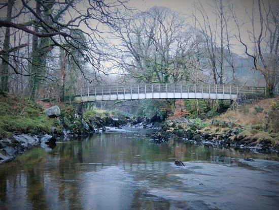 Rhaeadr Ddu and Coed Ganllwyd Walk