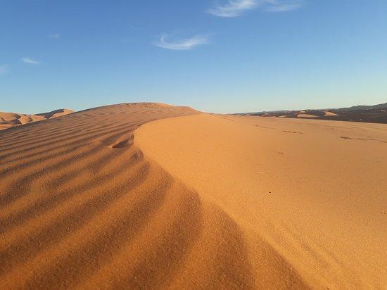 Fotografia de Desert Berber Fire-Camp