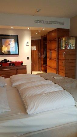 Maritim Hotel Bad Homburg: Zimmer in der 6. Etage