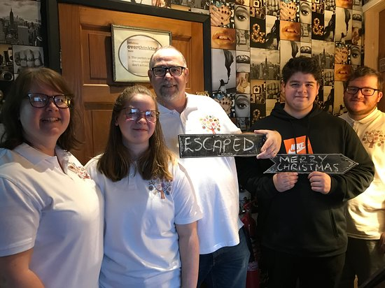 Escape Room Torquay Devon