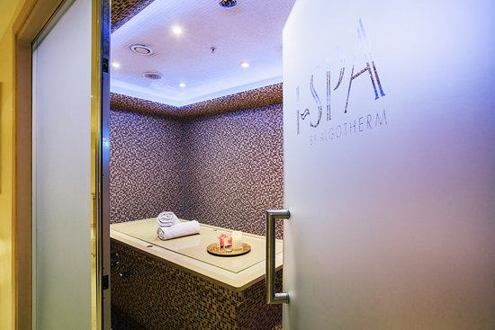 I-Spa by Algotherm - InterContinental Paris le Grand