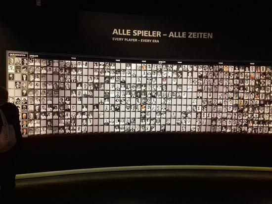 FC Bayern Erlebniswelt in München