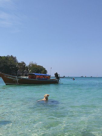 Beste Beachbar der Insel