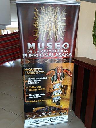Museo del Pueblo Salasaca