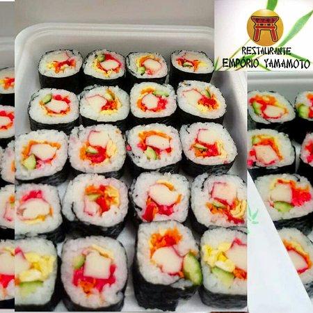 Sushi Tradicional.