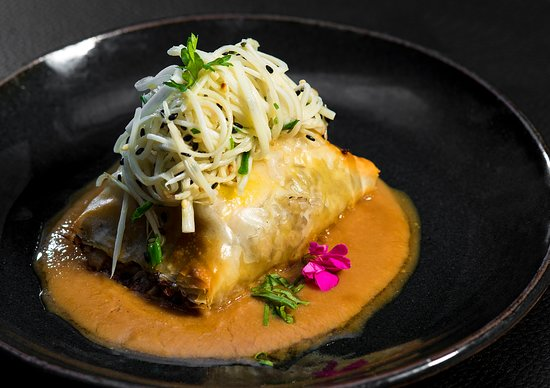 Jun Kappo Sushi: Folhada de Atum. Saborosa combinação do Festival Jun