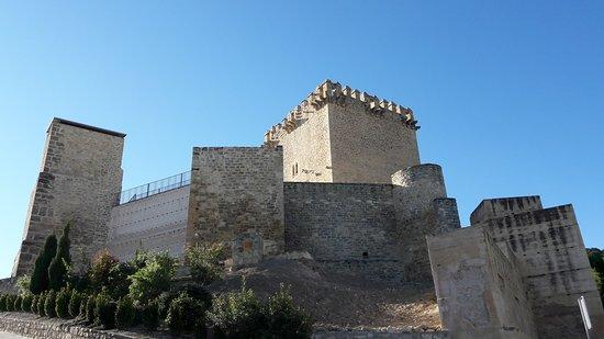 Castillo-fortaleza Moratalla