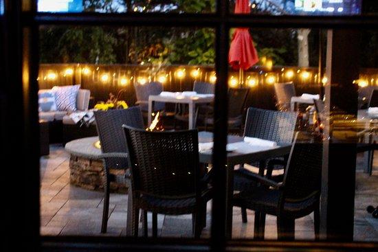 Closter, Нью-Джерси: our patio