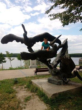 Silistra, Bulgaria: Dunavskata gradına-malka razhodka