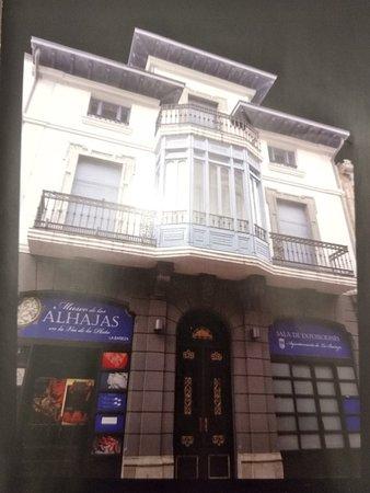 Museo de las Alhajas en la Via de la Plata