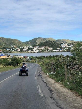 Bilde fra Sint Maarten