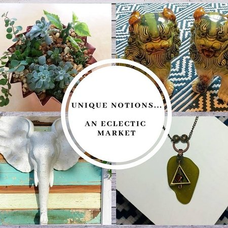 Unique Notions..An Eclectic Market