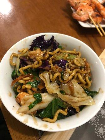 Yuu Sushi: Yakisoba