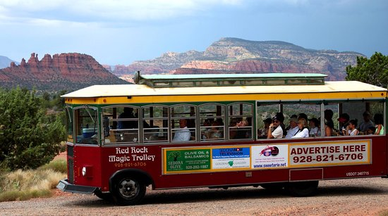 Red Rock Magic Trolley Tours