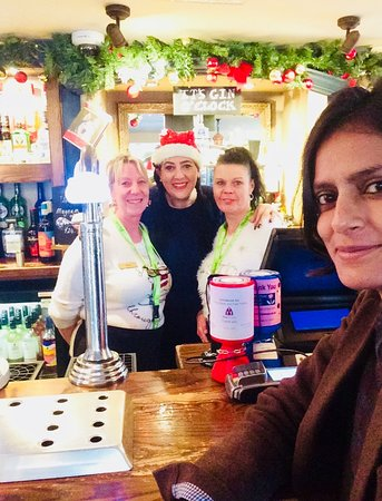Beckington, UK: Great staff, value and atmosphere! Thanks lovely ladies!