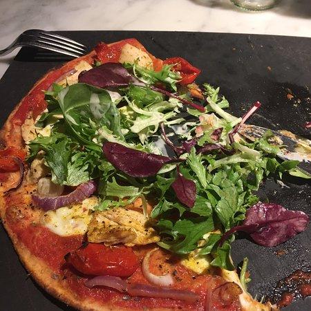 Pizza Express Picture Of Pizza Express Perth Tripadvisor