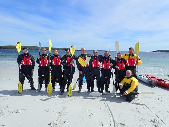 Stanley, Νήσοι Φώκλαντ: Group trips.