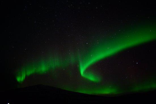 Lights Over Lapland: The dancing lights over Lake Tornetrask