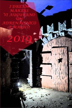Province of Reggio Emilia, Italie : Buon anno 2019