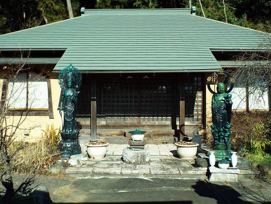 Одавара, Япония: 光福寺の本堂。