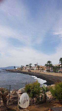 Playas de Vera, Spain: Qué preciosidad y qué bueno poder disfrutar Vera todo el año