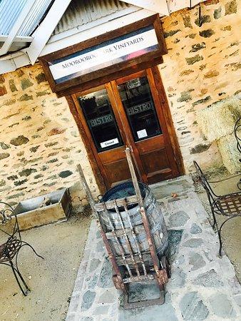 Tanunda, ออสเตรเลีย: Entrance to the Cellar Door