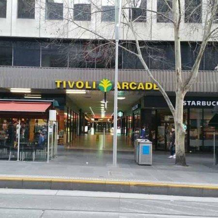 Tivoli Arcade Centre