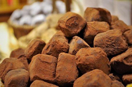 Brussels Chocolate Walking Tour og...