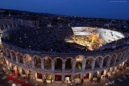 Transfer do Lago Garda para a Arena...