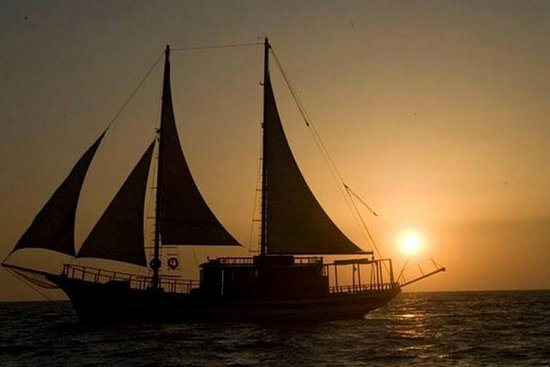 San Antonio II Sunset Cruise from...