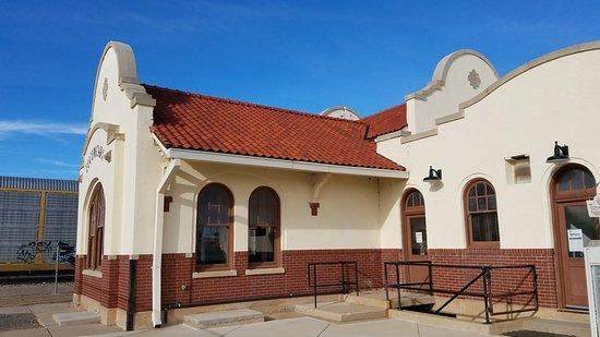 Tucumcari Railroad Museum