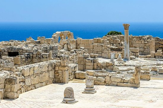 Pafos and Kourion Coach Excursion...