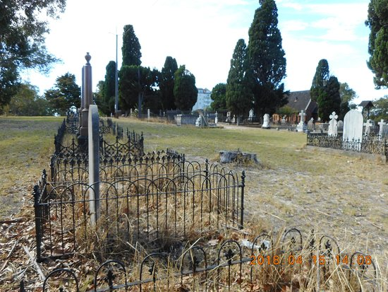 St Bartholomew's Church and Cemetery Heritage listed site