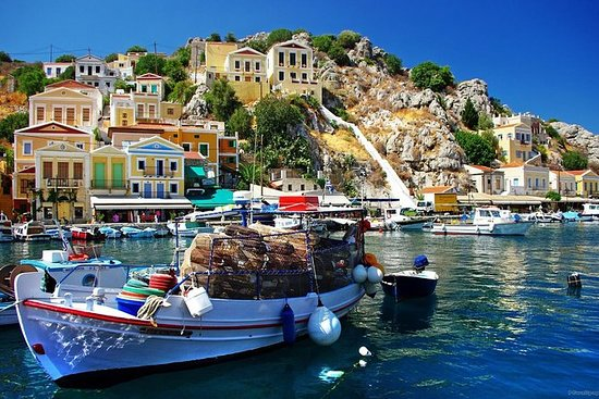 Private Sailtrip to Symi Island