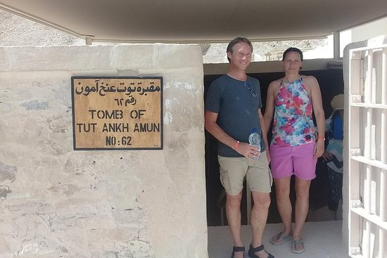 Day Trip to valley of the kings from...