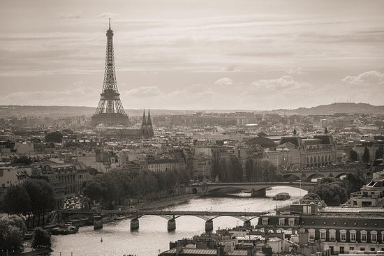 Main Highlights of Paris Walking...
