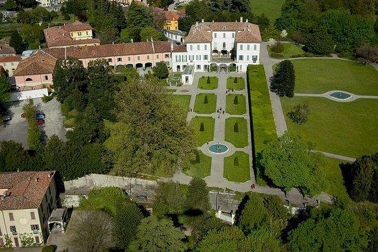 Hedendaagse kunst in Villa Panza en ...