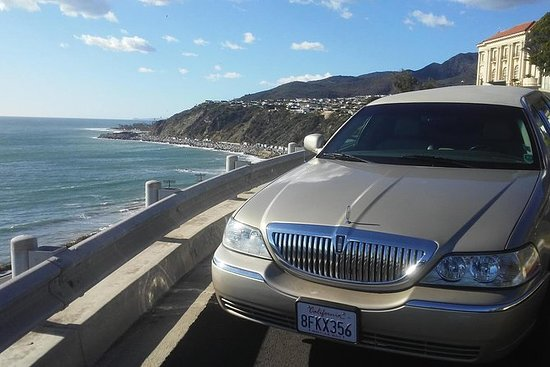 Private limousine tour - Hollywood...