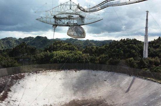 Observatoire d'Arecibo Demi journée...