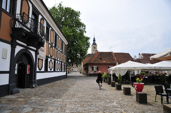 Varazdin : restaurants