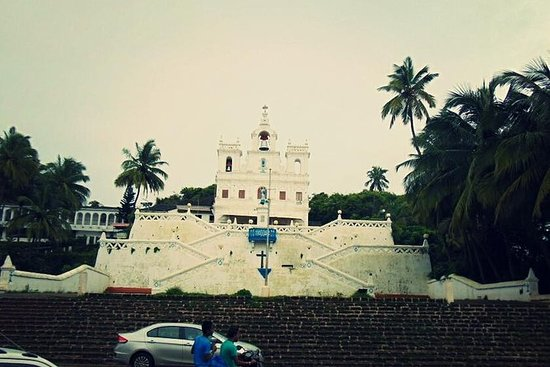 Panaji City Walking Tour