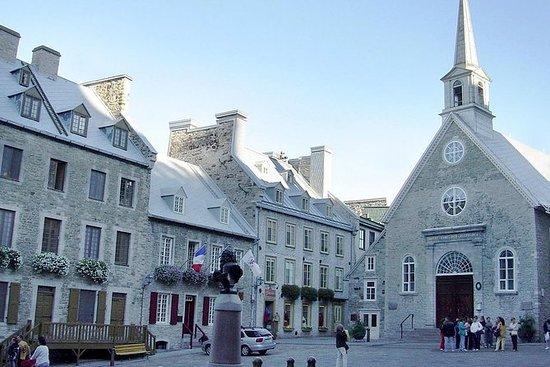 Quebec, culla della Nuova Francia