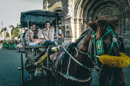 Tour Intramuros Manila (Seat-in-Coach)