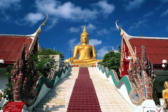 Ko Samui City Tour including Wat Phra...