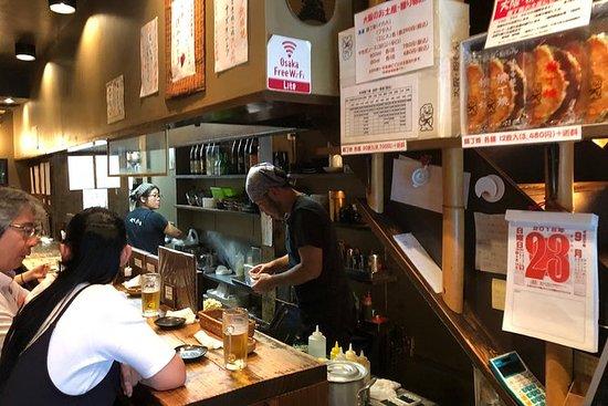 Osaka om natten: mat, sprit og moro!