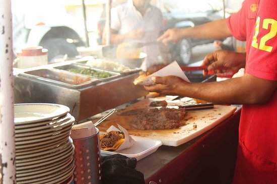 Mexican Street food, Tijuana Day trip...