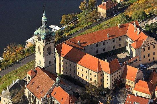 Schloss Melnik mit Weinprobe...