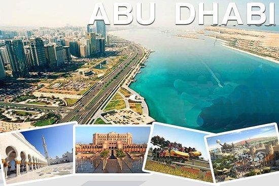 Fulldags privat Abu Dhabi City Tour